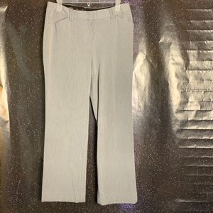 "Express- ""Editor"" Light Gray Trousers size 8R"